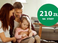 Promocja BNP Paribas: 210 zł premii za kupowanie z domu