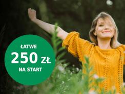 Promocja BNP Paribas: 250 zł w gotówce za konto (bardzo łatwe !)
