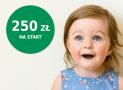 Promocja BNP Paribas: łatwe 250 zł na start za założenie konta