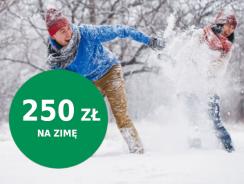 BNP Paribas: 250 zł w promocji konta Premia na Zimę