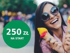 Promocja BNP Paribas: 250 zł na start za konto (bardzo łatwe!)