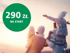Promocja BNP Paribas: 250 zł w gotówce + 40 zł do Żabki