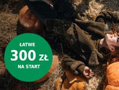 300 zł za konto w promocji BNP Paribas
