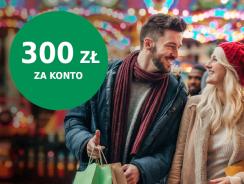BNP Paribas: 300 zł za konto w promocji Skorzystaj w Nowym Roku