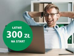Promocja BNP Paribas: łatwe 300 zł za konto