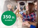 Promocja BNP Paribas: 350 zł za założenie konta