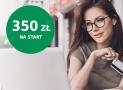 Promocja BNP Paribas: rekordowe 350 zł za założenie konta