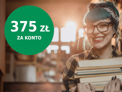 Promocja BNP Paribas: 375 zł na start za konto (bardzo łatwe!)