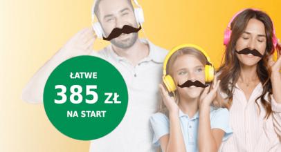 Promocja BNP Paribas: 350 zł w gotówce + 35 zł do Legimi (bardzo proste!)