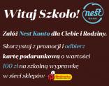 Nest Bank Konto Osobiste: 200 zł na zakupy do Rossmanna