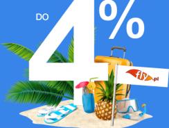 Idea Bank: 4% na Lokacie Happy + Bon 200 zł
