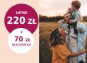 Promocje Millenium: 220 zł premii na start i 70 zł dla dziecka