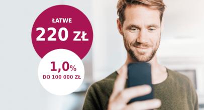 Promocje Millenium: Zyskaj 220 zł premii i 1,0% na koncie oszczędnościowym
