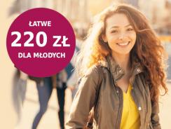 Promocja Millenium dla młodych: 220 zł za założenie konta (+ 15 zł od Goodie)