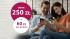 Promocje Millenium: bonus 250 zł za konto 360 (+ 60 zł dla dziecka)