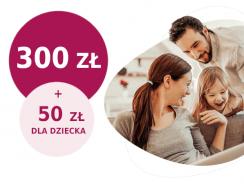 Promocje Millenium: nawet 300 zł premii za konto (+ 50 zł dla dziecka)