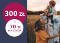 Promocje Millenium: 200 zł za konto, 100 zł za lokatę i 70 zł dla dziecka