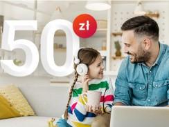 50 zł za założenie konta dla dziecka w promocji Banku Millennium