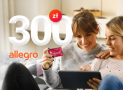 300 zł do Biedronki za wyrobienie karty kredytowej Millenium (+ 600 zł zwrotu)