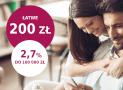 Promocje Millenium: Zyskaj 200 zł premii i 2,7% na koncie oszczędnościowym