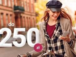 Jesienna promocja Millenium: 250 zł za założenie konta 360 (+ 50 zł dla dziecka)