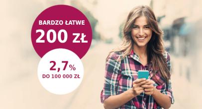 Promocje Millenium: Zyskaj 200 zł i 2,7% na koncie oszczędnościowym