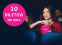 10 biletów do kina w promocji Millenium dla młodych