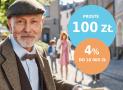 Promocje Nest Bank: 100 za założenie konta i 4% na Lokacie Witaj
