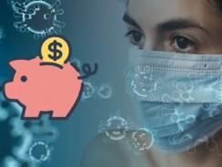 Oszczędności a kryzys (koronawirus + inflacja). Czy warto zakładać lokaty?