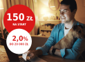 Promocje Pekao: 150 zł na start i 2% na koncie oszczędnościowym