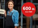 Pekao promocja dla firm: do 600 zł za założenie konta firmowego