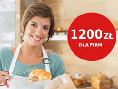 Pekao: Promocja 1200 zł dla firm