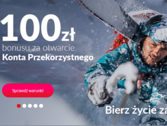Pekao SA: 100 zł za otwarcie konta