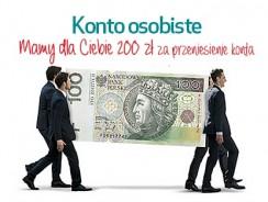 Do 300 zł premii za przeniesienie konta do Credit Agricole