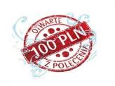 Polecam PKO BP: 100 zł za założenie konta – Kod Rekomendacyjny, Regulamin