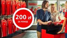 Promocje Santander:  80 zł za założenie, 200 zł za przelewanie wynagrodzenia, 300 zł za rachunki i 2,7% na KO