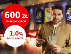 Promocje Santander: 300 zł za konto + 300 zł moneybacku za rachunki