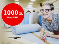 Santander promocja 1000 zł dla firm i darmowe konto na 2 lata