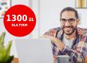 Santander promocja dla przedsiębiorców: 1300 zł premii i darmowe konto na 2 lata