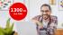 Santander: 1300 zł dla firm i darmowe konto na 2 lata
