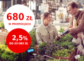 Promocje Santander: od 230 do 680 zł premii i 2,5% na lokacie