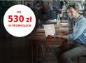 Promocje Santander:  80 zł za założenie, 150 zł za wynagrodzenie, 300 zł za rachunki i 2,7% na KO