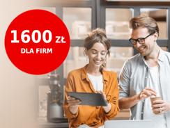Santander Bank Polska: Zgarnij 1600 zł premii w promocjach dla firm